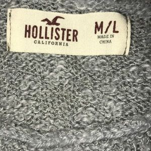 Hollister Sweaters - Hollister panda striped sweater